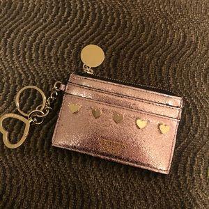 Victoria secret ID card holder